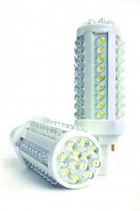Retrofit LED lamp coated with ARGUNA 630