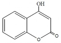 (a) 4-hydroxy - coumarin