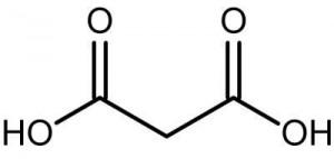 Melonic Acid Molecular Formula: C3H4O4, Mol. Weight = 104